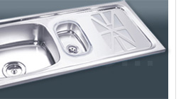Stainless Steel Single Bowl Sinks, Steel Kitchen Sink Single Bowl
