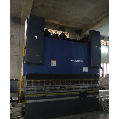 CNC Press Break Machine for Job Work