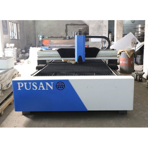 Fiber CNC Laser Cutting Machine for Job Work