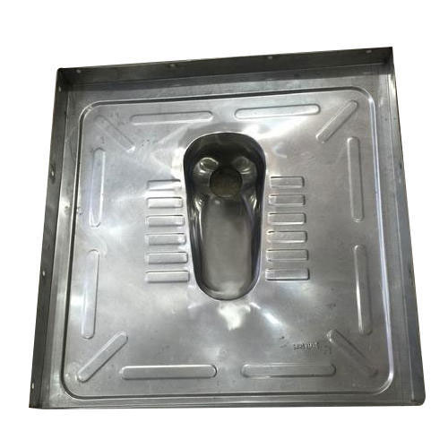 Floor Stainless Steel Lavatory Pan