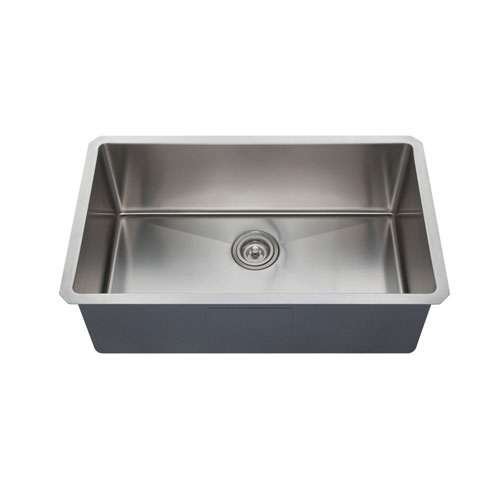Single Bowl Kitchen SS Sinks