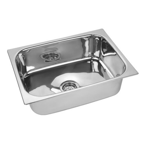 Stainless Steel Kitchen Sinks - Single Bowl Kitchen Sinks and ...