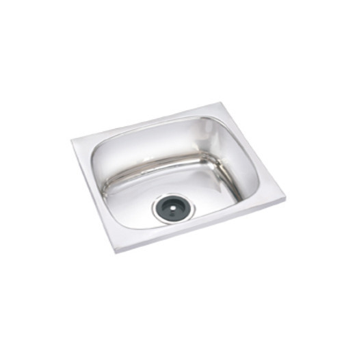 SS Rectangular Single Bowl Sink