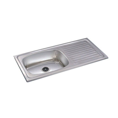 SS Single Bowl Drainer Sink