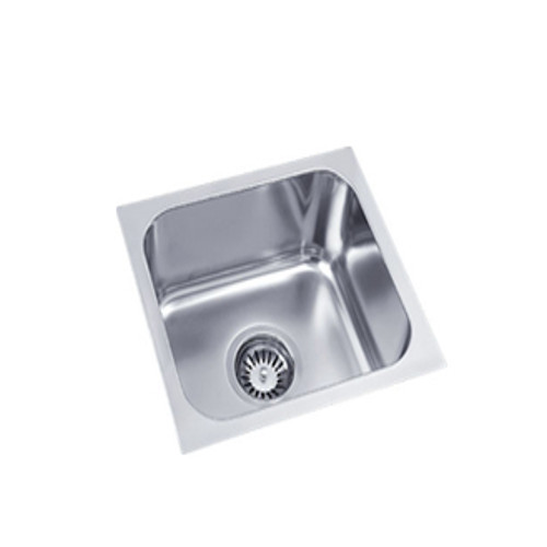 SS Single Bowl Square Model Sink