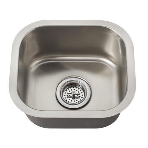 SS Single Bowl Undermount Sinks
