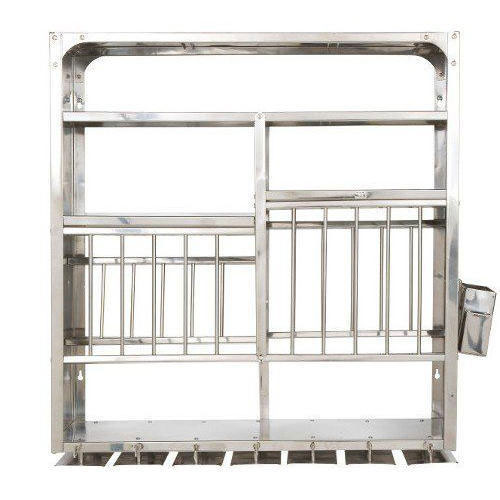 Steel Plate Rack  sc 1 st  Bluestar Sanitary Industries Private Limited & Shelves Rack